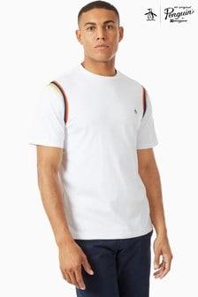 Original Penguin® Short Sleeve Tape Detail T-Shirt