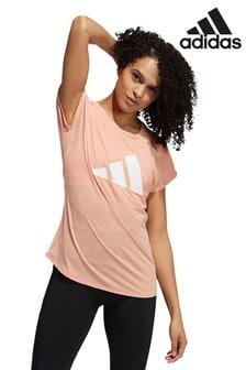 adidas Train 3 Bar Logo T-Shirt