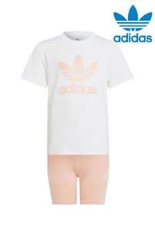 adidas Originals Little Kids Trefoil Set