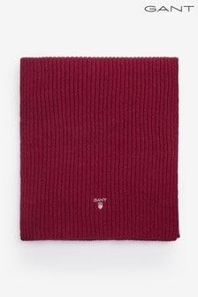 GANT Mens Wool Knit Scarf