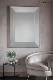 Gallery Direct Colchester Silver Mirror