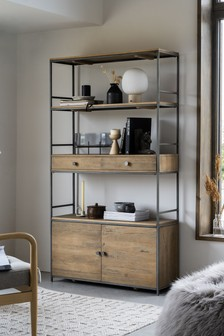 Hendrick Pine Display Shelf