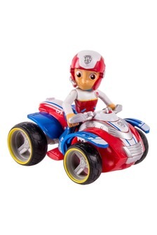PAW Patrol Vehicle With Pup Ryder