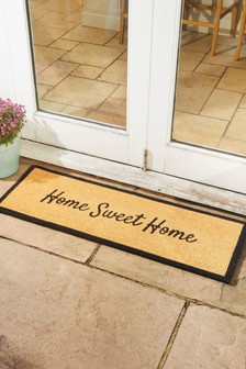 Pride Of Place Extra Wide Home Sweet Home Doormat
