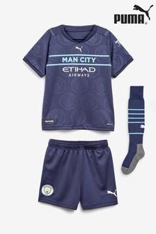 Puma Manchester City 3rd Mini Kit