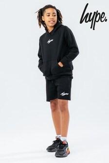 Hype. Hoodie Matching Jogger Short Tracksuit Loungewear Set