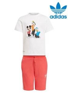 adidas Originals Little Kids Disney™ Hoodie And Joggers Tracksuit