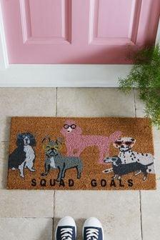 Dog Squad Doormat