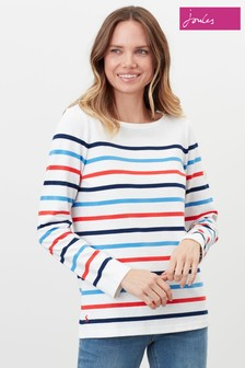 Joules Harbour Striped Long Sleeve T-Shirt
