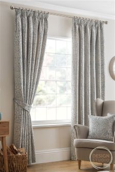 Design Studio Eden Eyelet Curtains