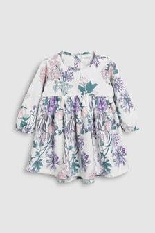 Floral Jersey Dress (0mths-2yrs)