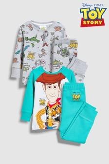 Disney™ Toy Story Pyjamas Two Pack (9mths-8yrs)