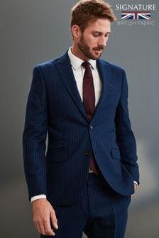 Empire Mills Signature Stripe Suit