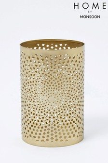 Monsoon Medium Floral Pattern Votive