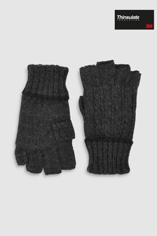 Fingerless Thinsulate Gloves