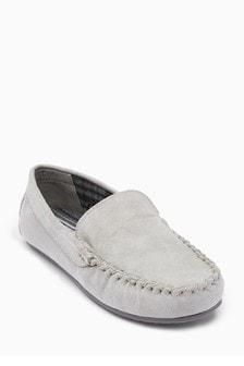 Moccasin Slippers (Older)