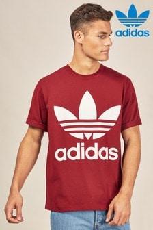 adidas Originals Oversized Trefoil T-Shirt