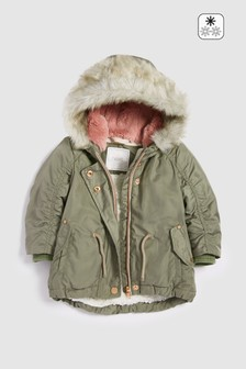 1f442334 Girls Coats & Jackets | Raincoats | Winter Coats | School Coats ...
