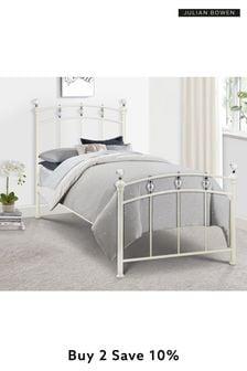 Sophie Crystal Bed By Julian Bowen
