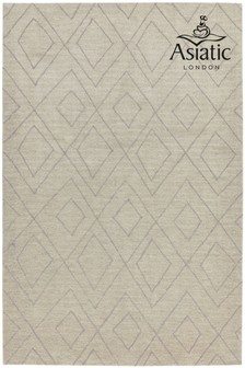 Asiatic Rugs Natural Nomad Berber Tufted Rug