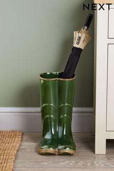 Wellington Boots Vase