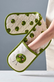 Sprout Pout Oven Gloves
