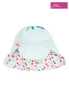Joules Blue Sunny Reversible Hat
