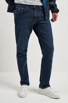 GANT Mid Blue Regular Jean