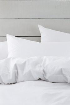 Set of 2 100% Cotton Anti Allergy Pillowcases