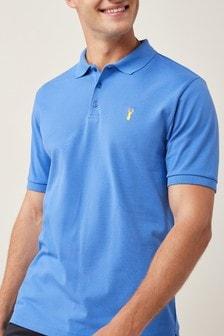 Pique Poloshirt With Stretch