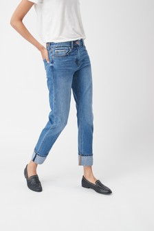 Selvedge Relaxed Jeans