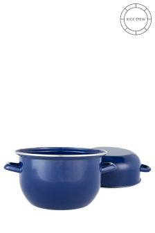 Rick Stein Large Mussel Pot