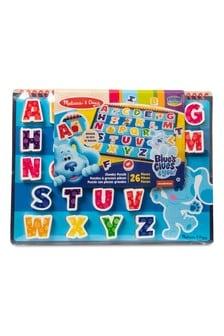Melissa and Doug Blues Clues Alphabet Chunky Puzzle