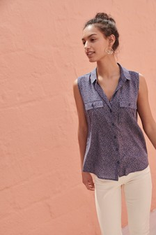 6b16635358d525 Ladies Purple Tops | Long & Short Sleeve Purple Tops | Next AU