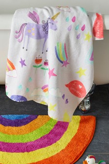 Unicorn Towel