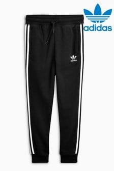 adidas Originals Black Trefoil Jogger
