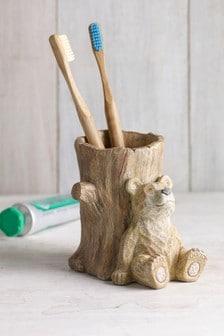 Bear Toothbrush Tumbler