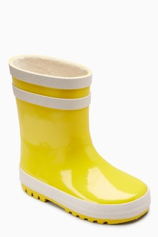 Gloss Wellies (Younger)