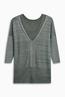 Two-In-One Layer Sweater