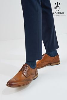 Contrast Sole Brogue