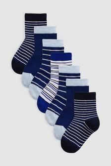Socks Seven Pack (Younger)