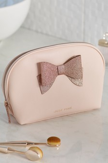 Just Pink Cosmetic Bag