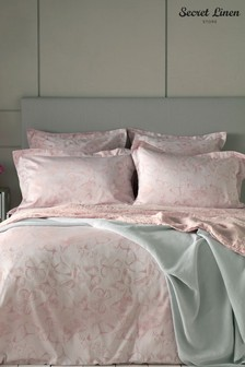 Secret Linen Store Butterfly Pillowcase