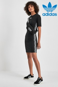 adidas Originals Black R.Y.V. Tee Dress
