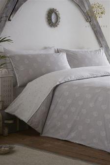 Appletree Shimla Duvet Cover and Pillowcase Set