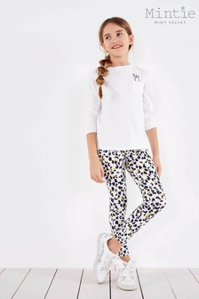 Mintie By Mint Velvet Multi Romy Print Legging