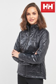 Helly Hansen Black Lifa Loft Jacket