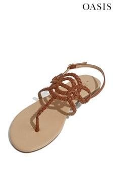 bacfdc6af7fe allshoesboots Footwear Women Sandals Sandals Oasis Oasis | Next ...