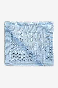 Knit Blanket (Newborn)