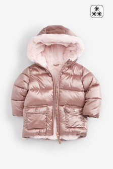Shower Resistant Padded Coat (3mths-7yrs)